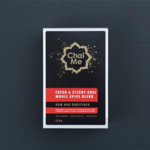 Chai Me Fresh & Sticky Chai Whole Spice Blend product shot