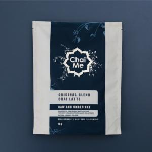 Chai Me Original Blend Chai Latte 1kg product shot
