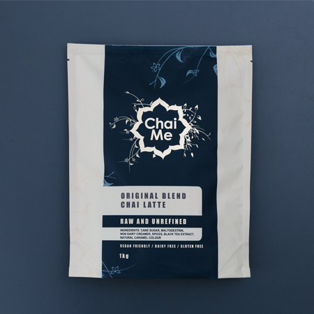Chai Me Original Blend Chai Latte 1kg product shot